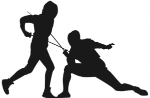 What Is Barrage In Fencing? Definition & Meaning On SportsLingo