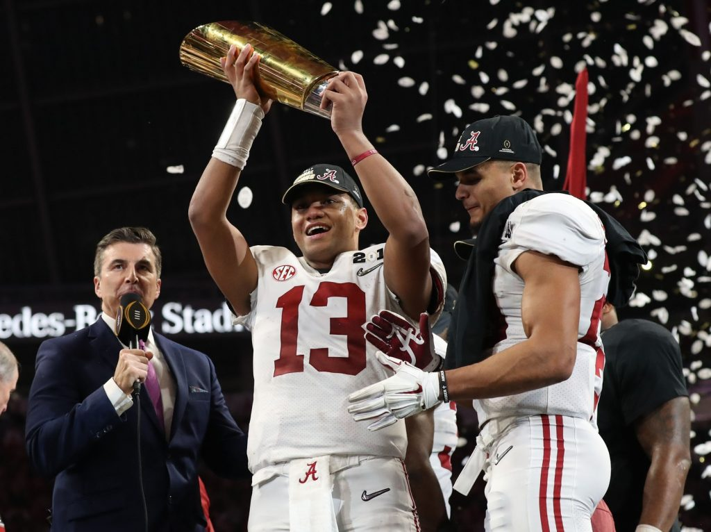 5 Quick Bits To Know About Alabama Quarterback Tua Tagovailoa