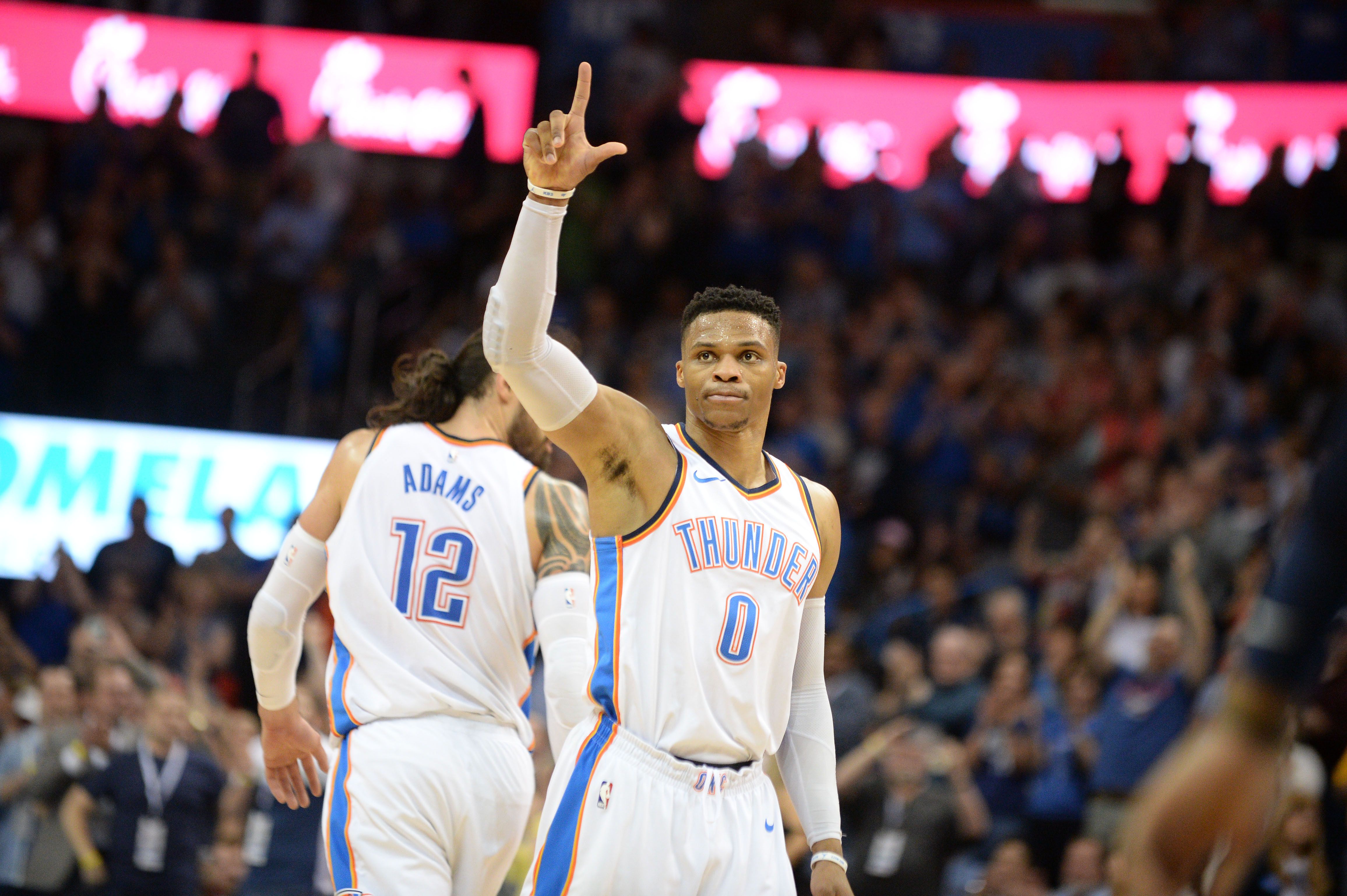 Westbrook Makes History. Averages Triple Double For 2nd Straight Season | SportsLingo