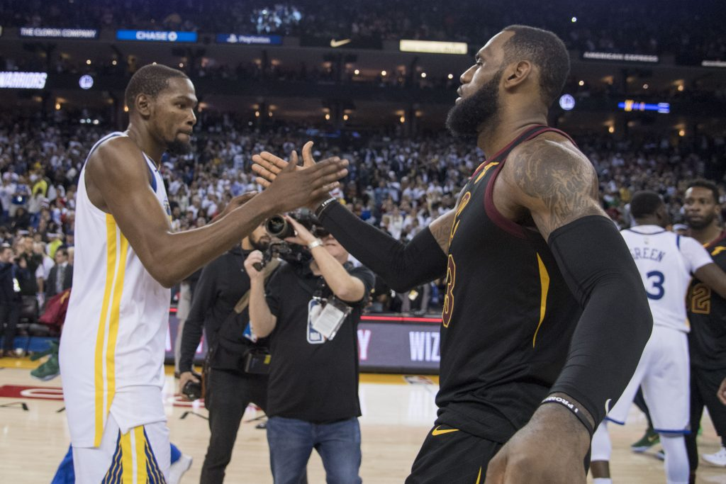 Warriors & Cavaliers Will Meet In The NBA Finals: The Saga Continues