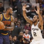 Rumor Mill: Cavs Contact Spurs About Kawhi Leonard