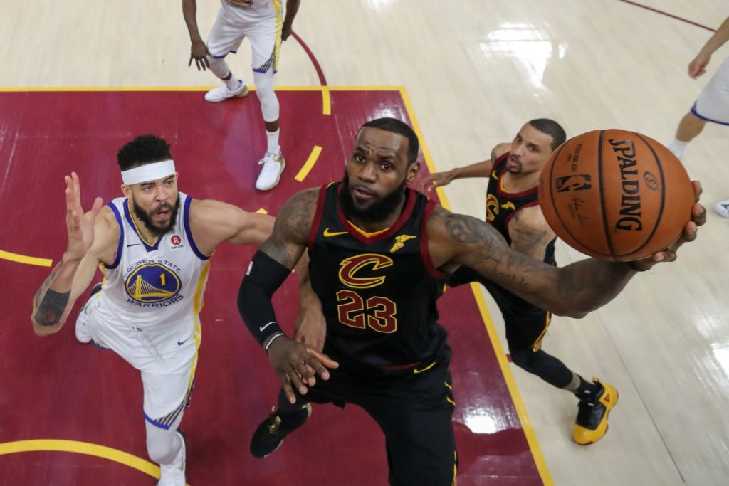 LeBron James Signs With The Lakers For 4-Years, $154 Million