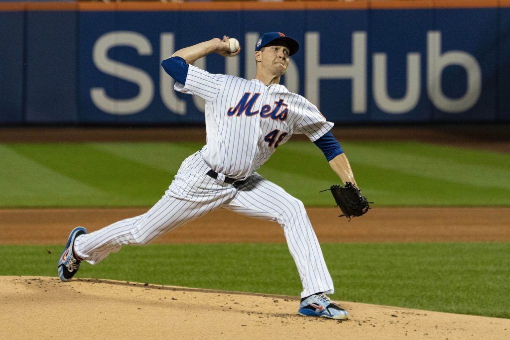 "Mets' Jacob deGrom Breaks Leslie ""King"" Cole's 108-Year-Old Pitching Record"