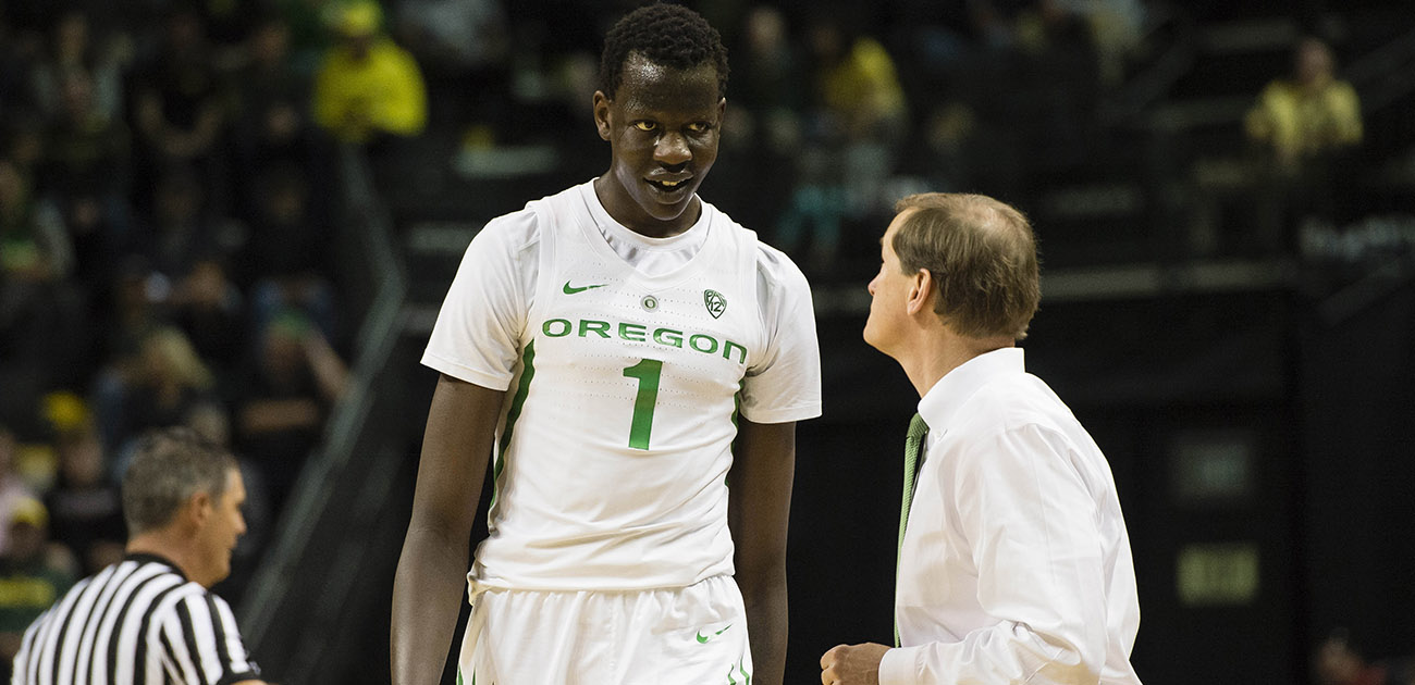 Bol Bol Era In Oregon Is Most Likely Over. Will Miss Season Due To Stress Fracture