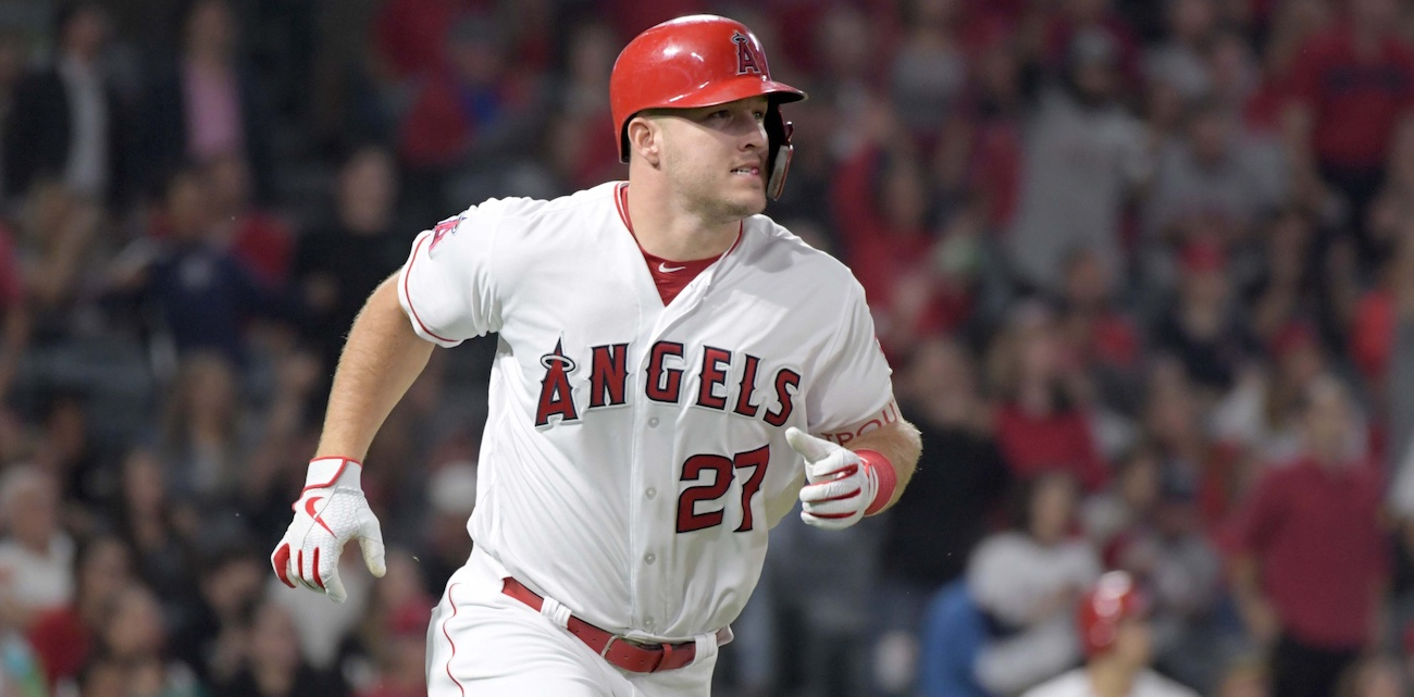 Angels Finalizing $430 Million Contract With Mike Trout