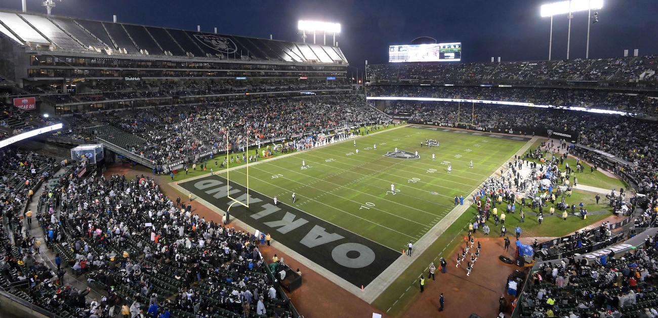 Raider Nation, You Officially Have A Home For 2019