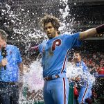 VIDEO: Phillies' Bryce Harper Crushes A Walk-Off Home Run