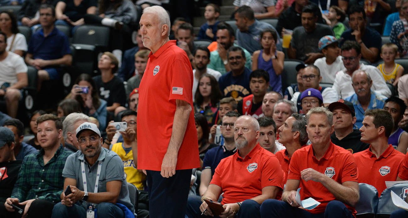 Team USA Loses 2nd Straight Game, Falls To Serbia