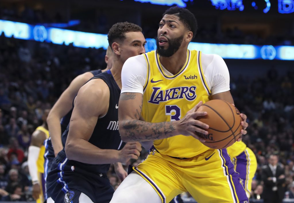 Anthony Davis Teases Joining Hometown Bulls Next Year