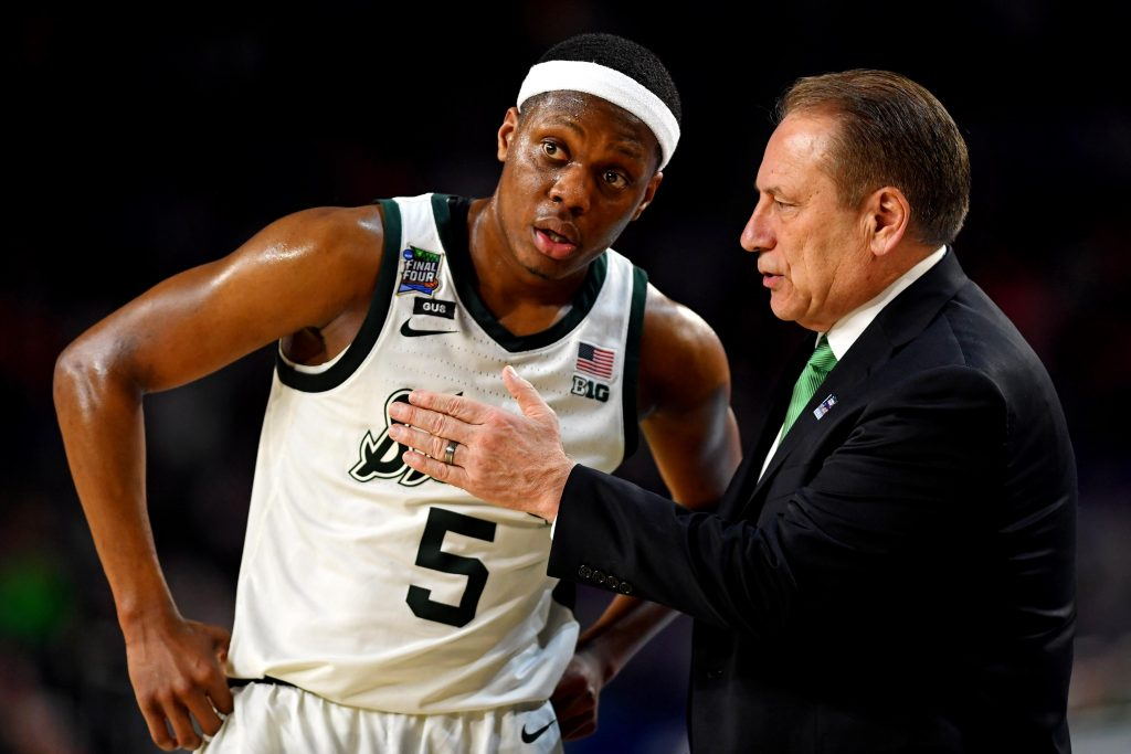 College Basketball Is Back. Michigan State Ranked No. 1
