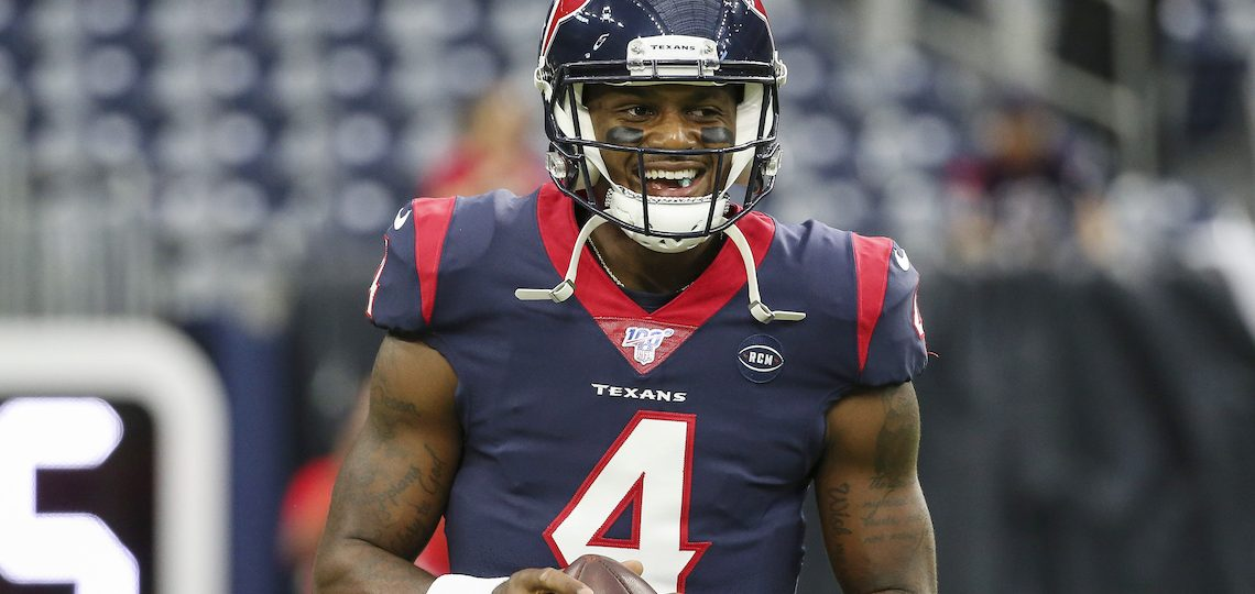 Deshaun Watson Woke Up At 2:01 AM To See His First NFL Check Deposited