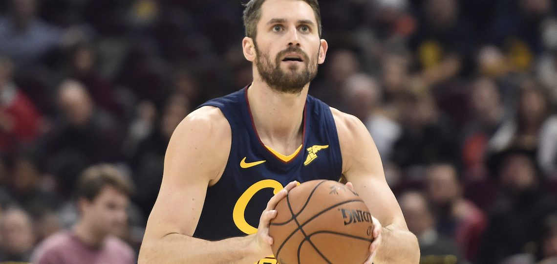 Kevin Love Prefers A Trade To The Portland Trail Blazers
