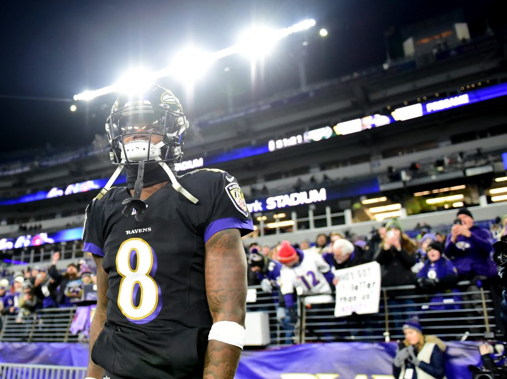 Baltimore Ravens Tie Record With 12 Pro Bowl Selections
