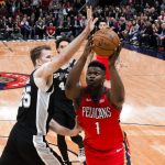 Pelicans' Zion Williamson Erupts In NBA Debut