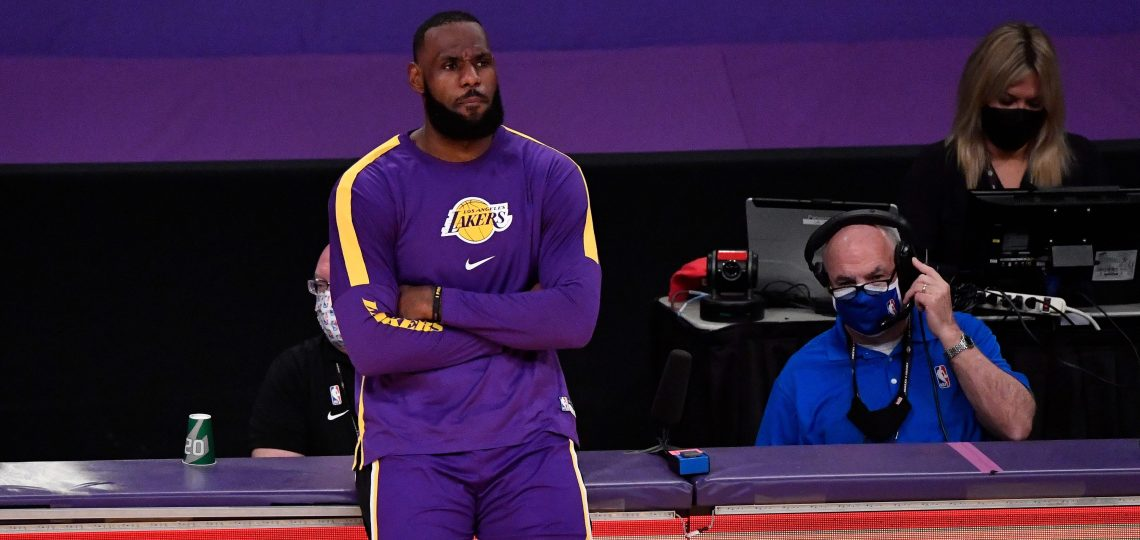 What Exactly Is The NBA Play-In Tournament & Why It's Causing A Stir
