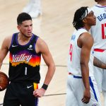 Devin Booker Records First Career Triple-Double In Western Conference Finals
