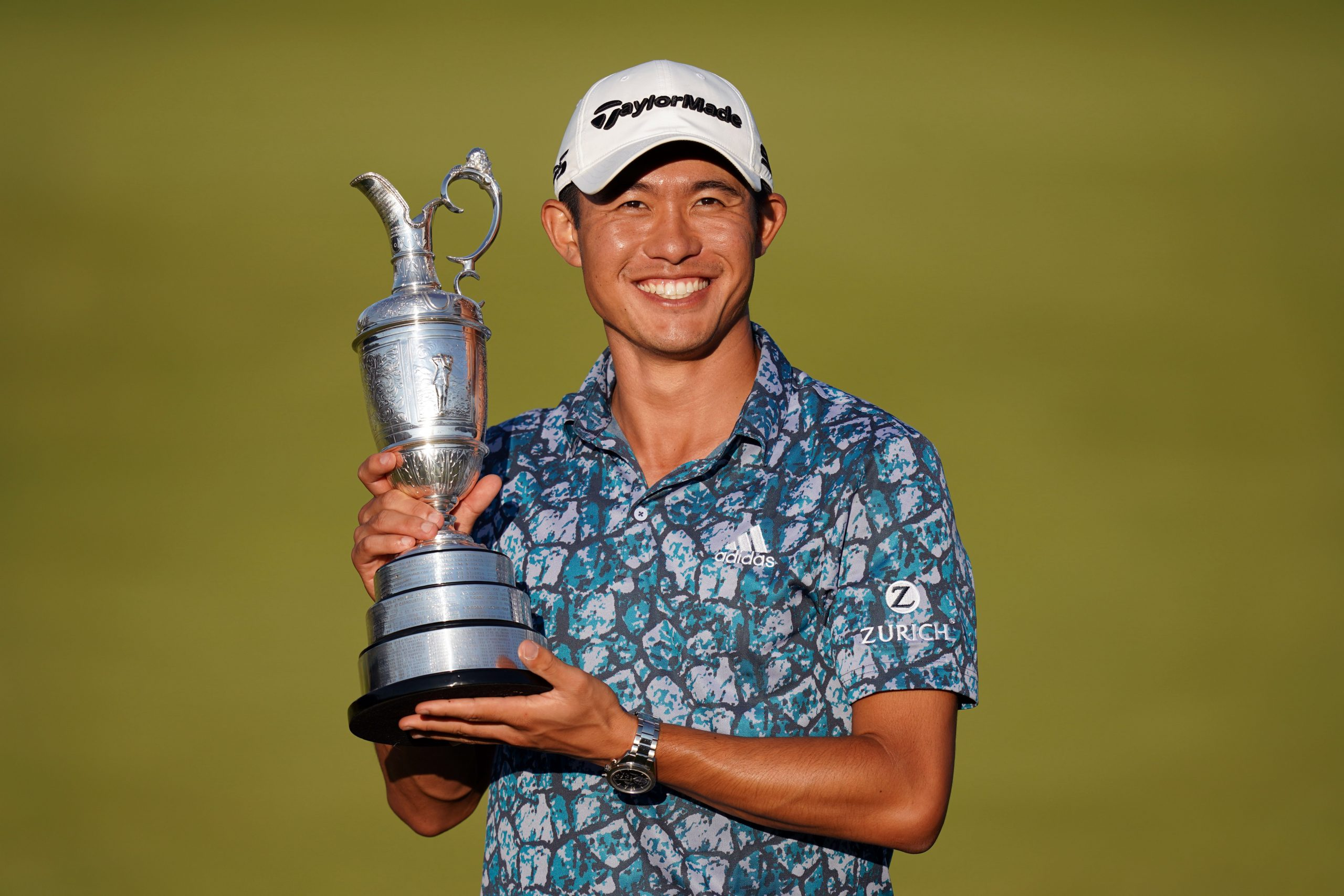 Collin Morikawa Wins Second Major Title at The Open